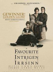 The Favourite   - Intrigen und Irrsinn (Die Favoritin)