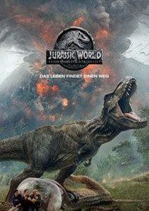 Plakat Jurassic World 2: Das gefallene Königreich